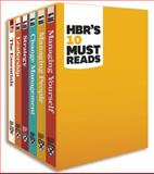 HBR's Must Reads Boxed Set (6 Books), Harvard Business Review, 1422184056