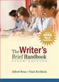 Writer's Brief Handbook, the, MLA Update Edition, Rosa, Alfred and Eschholz, Paul W., 0205744060