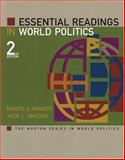 Essential Readings in World Politics, Snyder, Jack L., 0393924068