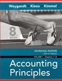 Working Papers to Accompany Accounting Principles, Weygandt, Jerry J. and Kieso, Donald E., 047007406X