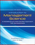Introduction to Management Science, Frederick S. Hillier and Mark S. Hillier, 0078024064