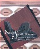 Navajo Saddle Blankets, , 0890134065
