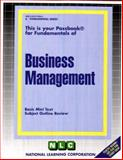 Business Management, Jack Rudman, 0837374065