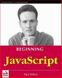 JavaScript, Wilton, Paul, 1861004060