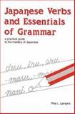 Japanese Verbs and Essentials of Grammar, Lampkin, Rita L., 0844284068