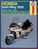 Honda Gold Wing 1500, 1988 thru 2000, Alan Ahlstrand and John Haynes, 1563924064