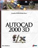 AutoCAD 2000 3D, Matthews, Brian, 1576104060