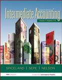 Intermediate Accounting Volume 2 (Ch 13-21) with Annual Report, Spiceland, J. David and Sepe, James, 0077614062