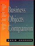 Business Objects Companion, Jackson, David, 0139774068