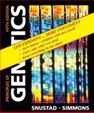 Principles of Genetics, Fifth Edition Binder Ready Verison, Snustad, D. Peter, 047040406X
