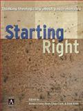 Starting Right, Kenda Creasy Dean and Chapman Clark, 0310234069