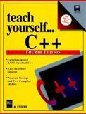 Teach Yourself C Plus Plus, Stevens, Alan, 1558284060