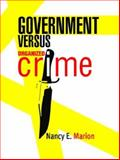 Government Versus Organized Crime, Marion, Nancy E., 0131724061