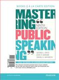 Mastering Public Speaking, Books a la Carte Edition Plus REVEL -- Access Card Package 9th Edition