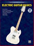 Ultimate Beginner Electric Guitar Basics, Keith Wyatt, 1576234061
