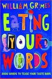 Eating Your Words, , 0195174062