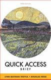 Quick Access Compact, Troyka and Hesse, Doug, 0321914074