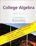 College Algebra 2E Binder Ready Version, Young, Cynthia Y., 0470404078