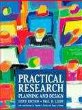 Practical Research : Planning and Designing, Leedy, Paul D., 0132414074