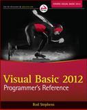 Visual Basic 2012 Programmer's Reference, Rod Stephens, 1118314077