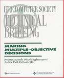 Multiple Objective Decision Making, Mollaghasemi, Mansooreh and Pet-Edwards, J., 0818674075
