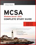 MCSA Windows Server 2012 Complete Study Guide, William Panek, 1118544072