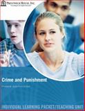 Crime and Punishment : Reproducible Teaching Unit, Scott, James, 1580494072