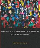 Sources of Twentieth-Century Global History, Overfield, James H., 0395904072