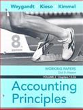 Accounting Principles, Weygandt, Jerry J. and Kieso, Donald E., 0470074078