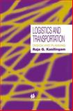 Logistics and Transportation : Design and Planning, Kasilingam, Raja G., 1461374073