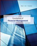 Foundations of Financial Management with Time Value of Money Card, Block, Stanley and Hirt, Geoffrey, 1259194078