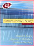 The Voice and Voice Therapy (with Free DVD), Boone, Daniel R. and McFarlane, Stephen C., 0205414079