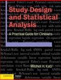 Study Design and Statistical Analysis 9780521534079