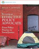 Becoming an Effective Policy Advocate, Jansson, Bruce S., 1285064070