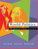 World Politics 9780534604080