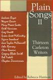 Plain Songs II, Keith Harrison, 0939394081
