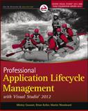 Professional Application Lifecycle Management with Visual Studio 2012, Mickey Gousset and Brian Keller, 1118314085