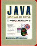 Java Manual of Style, Nathan Gurewich, 156276408X