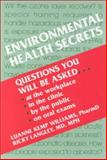 Environmental Health Secrets, Williams, Luanne K. and Langley, Ricky L., 1560534087