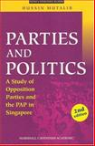 Parties and Politics, Mutalib, H., 9812104089