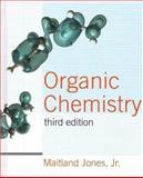 Organic Chemistry, Jones, Maitland, 0393924084