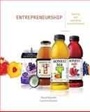 Entrepreneurship : Starting and Operating a Small Business, Mariotti, Steve and Glackin, Caroline, 0132784084
