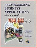 Programming Business Applications with Microsoft Visual Basic : Version 6.0, Burrows, William E. and Langford, Joseph D., 0072384085