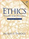 Ethics : Theory and Practice, Thiroux, 0130314080