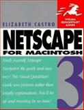 Netscape 3 for Macintosh, Castro, Elizabeth, 0201694085
