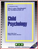Child Psychology, Jack Rudman, 0837374081