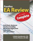 PassKey EA Review Complete : IRS Enrolled Agent Exam Study Guide 2011-2012 Edition, Pinheiro, Christy and Szymborski, Collette, 1935664085
