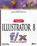 Illustrator 8 F/X and Design, London, Sherry, 1576104087