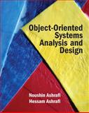 Object Oriented Systems Analysis and Design, Ashrafi, Noushin and Ashrafi, Hessam, 0131824082