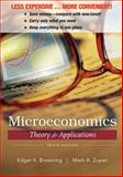 Microeconomics : Theory and Applications, Tenth Edition Binder Ready, Browning, Edgar K. and Zupan, Mark A., 0470404086